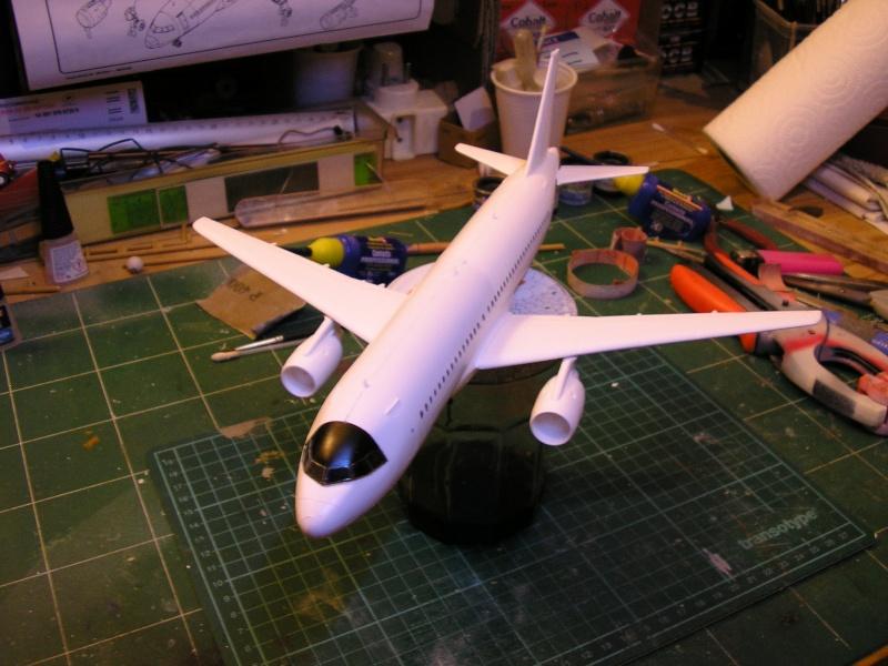 AIRBUS A 320-211 Cie AIR FANCE 1/125ème Réf 80448 P1010095