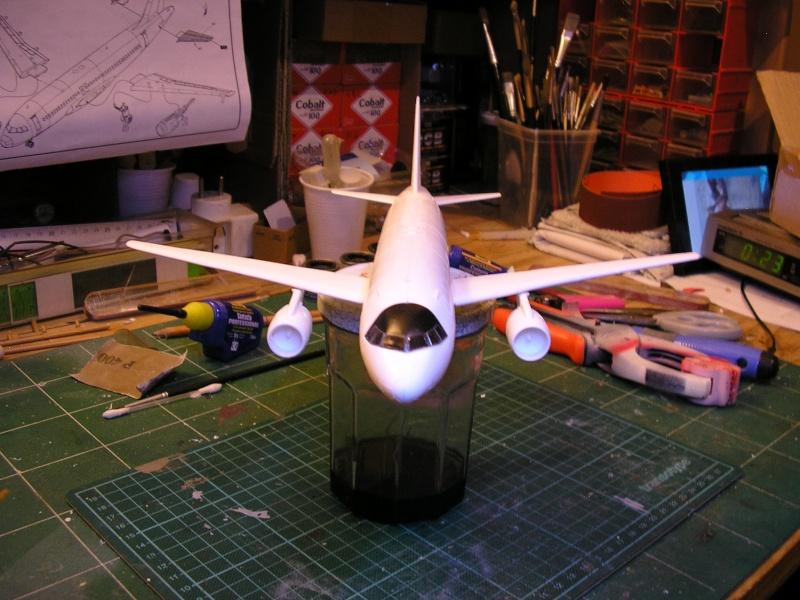 AIRBUS A 320-211 Cie AIR FANCE 1/125ème Réf 80448 P1010098