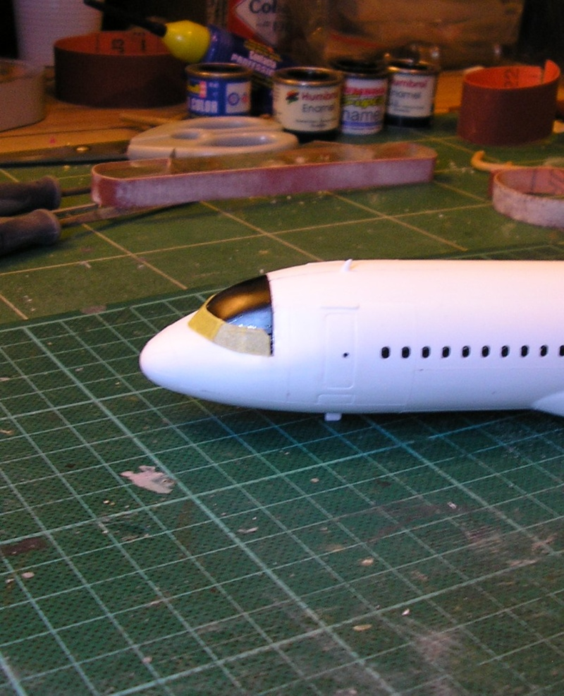 AIRBUS A 320-211 Cie AIR FANCE 1/125ème Réf 80448 P1010102
