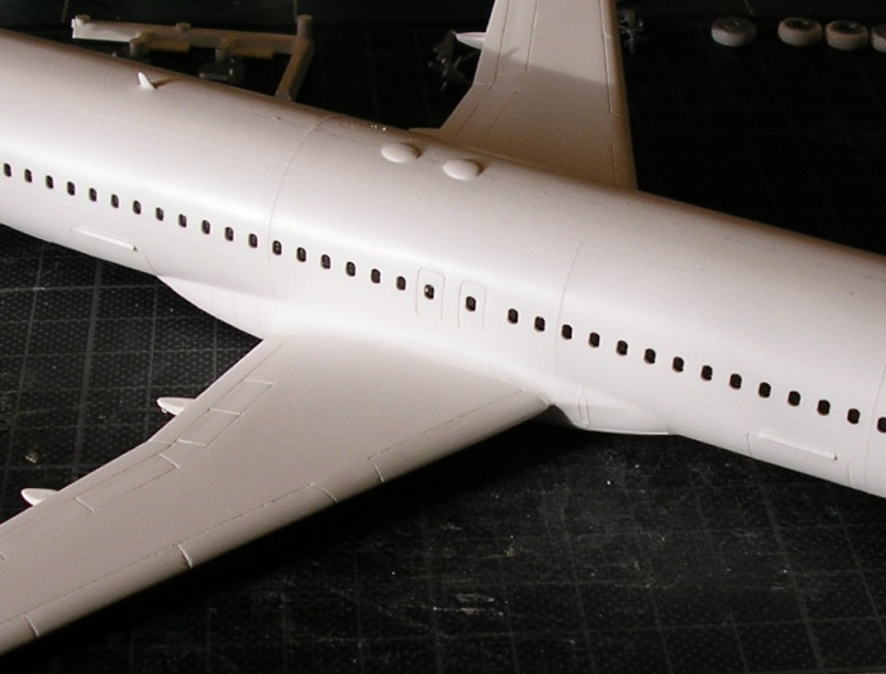AIRBUS A 320-211 Cie AIR FANCE 1/125ème Réf 80448 P1010114