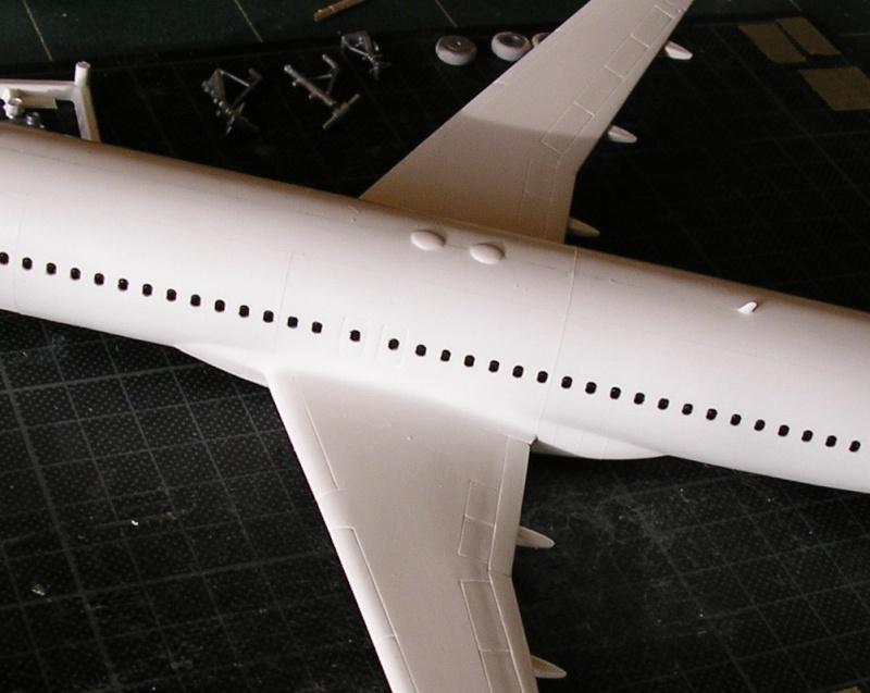 AIRBUS A 320-211 Cie AIR FANCE 1/125ème Réf 80448 P1010115
