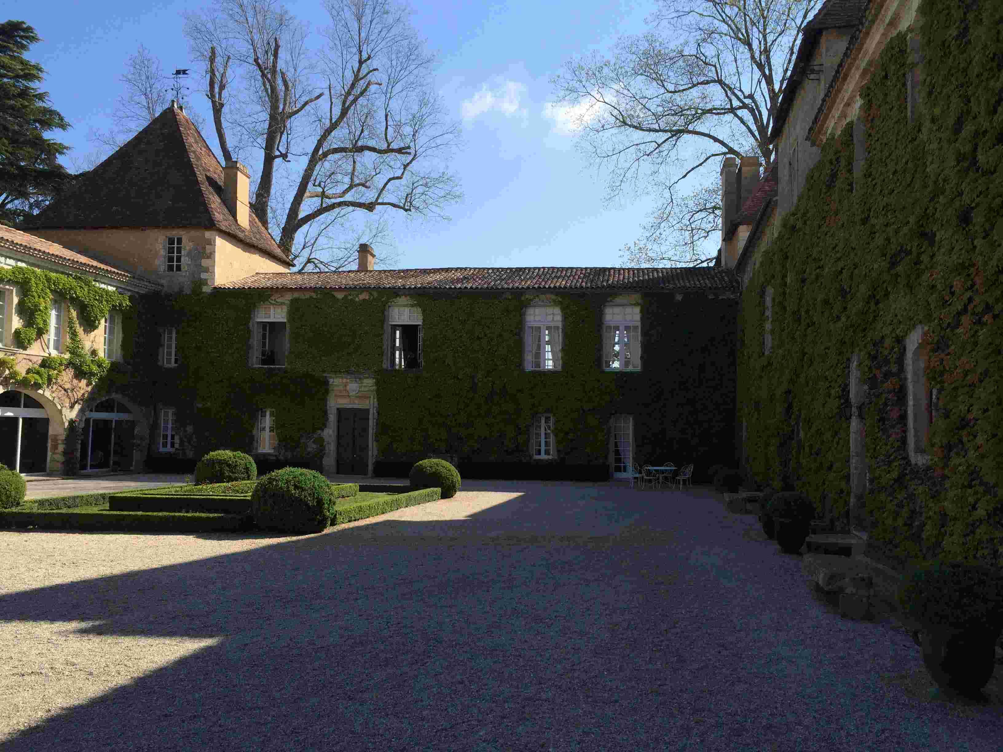 Le vignoble du Pessac Leognan - Page 15 Carbon31