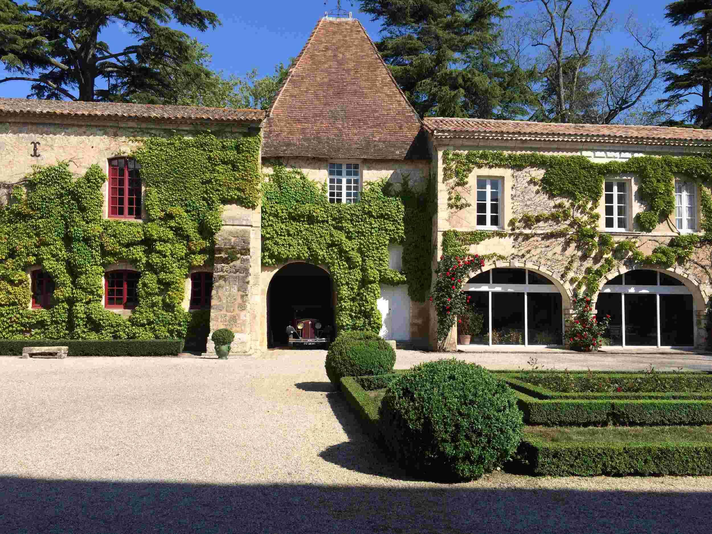 Le vignoble du Pessac Leognan - Page 15 Carbon40