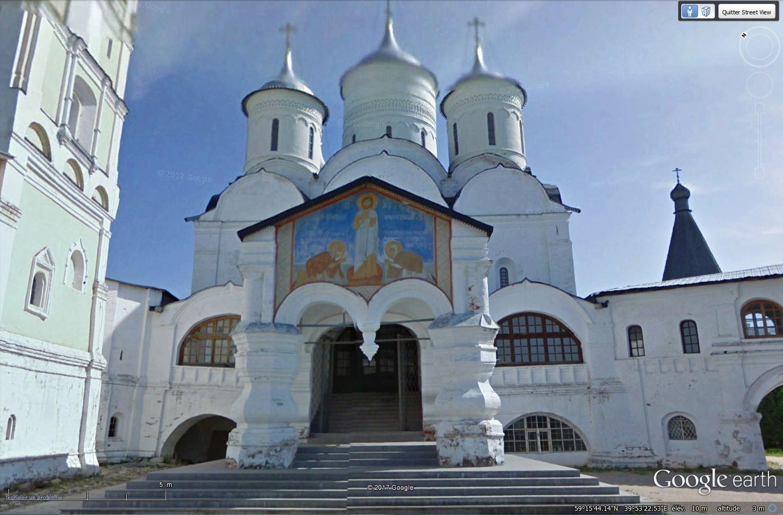 Monastère Spasso-Priloutsky à Vologda, Oblast de Vologda en Russie. Tsge_093