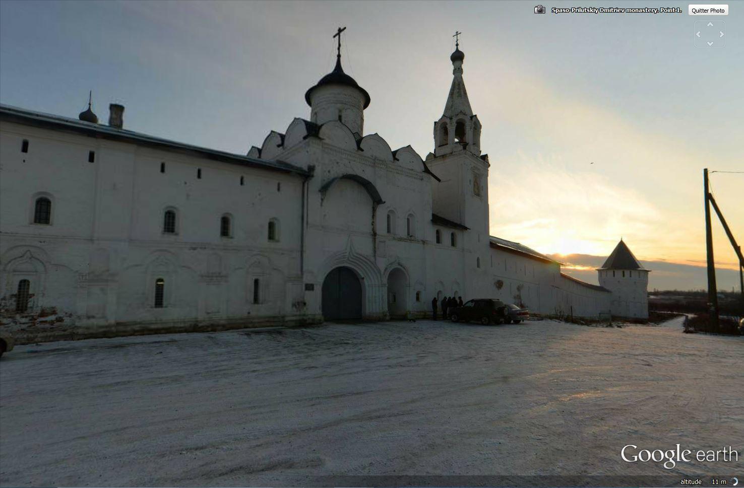 Monastère Spasso-Priloutsky à Vologda, Oblast de Vologda en Russie. Tsge_094