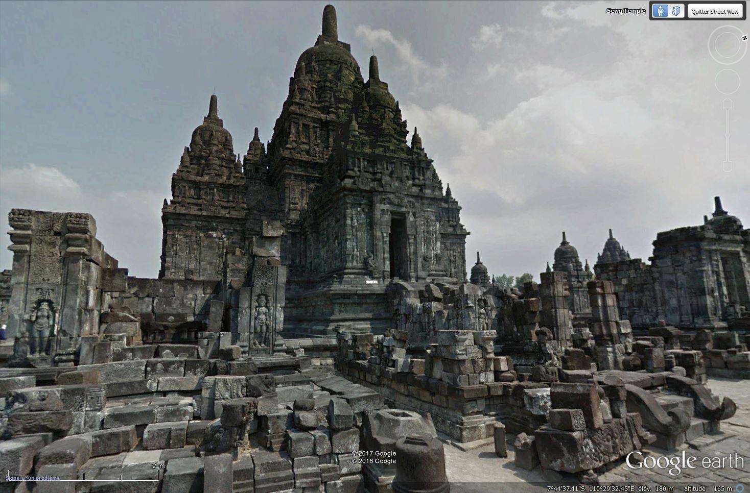 L'ensemble de Prambanan, Kalasan, Yogyakarta, Indonesie Tsge_102