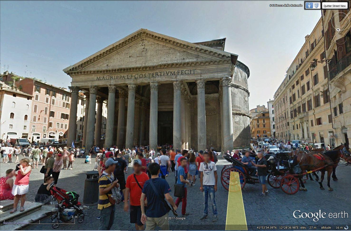 pantheon - Le PANTHEON à Rome (Italie) Tsge_198