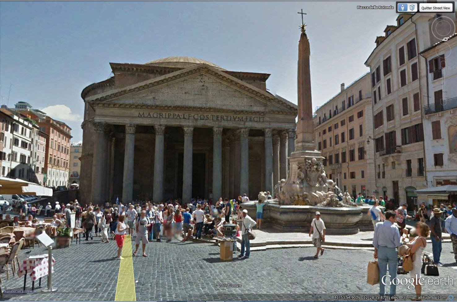 pantheon - Le PANTHEON à Rome (Italie) Tsge_199