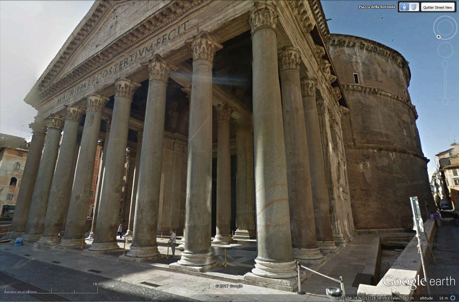 pantheon - Le PANTHEON à Rome (Italie) Tsge_200