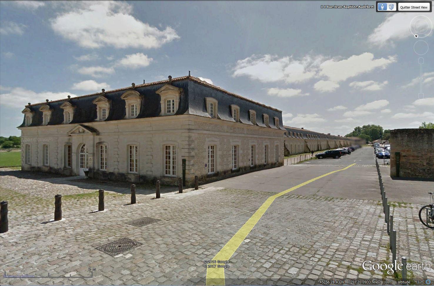 La Corderie Royale - Rochefort - Charente Maritime - France Tsge_226