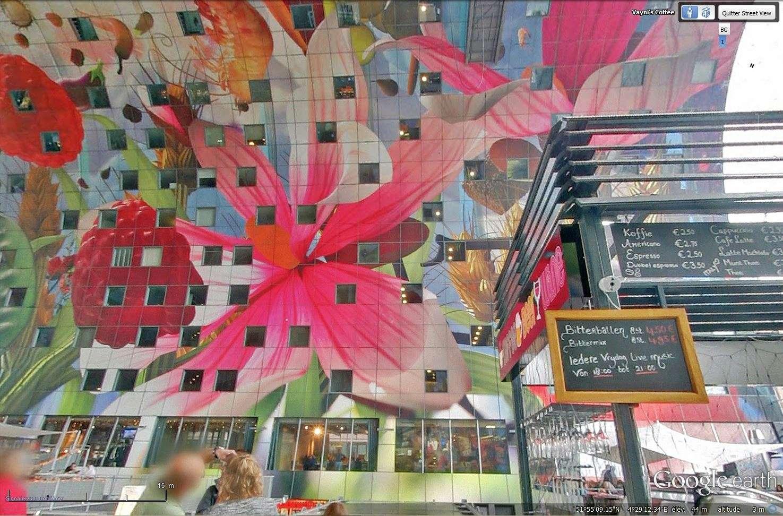 Le Markthal de Rotterdam, la plus grande fresque du monde ? Tsge_251