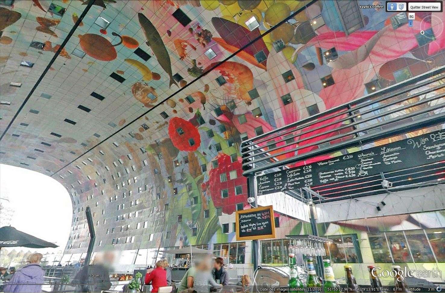 Le Markthal de Rotterdam, la plus grande fresque du monde ? Tsge_252