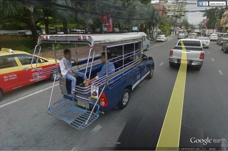 STREET VIEW : scènes de vie des taxis collectifs Tsge_288