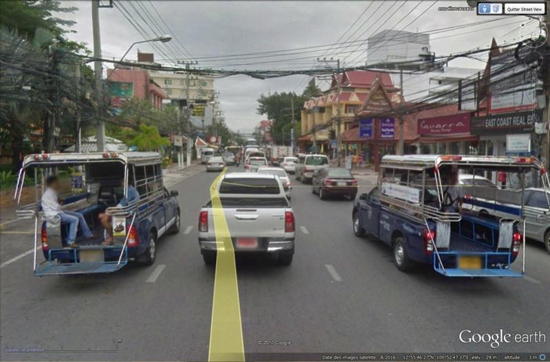 STREET VIEW : scènes de vie des taxis collectifs Tsge_289
