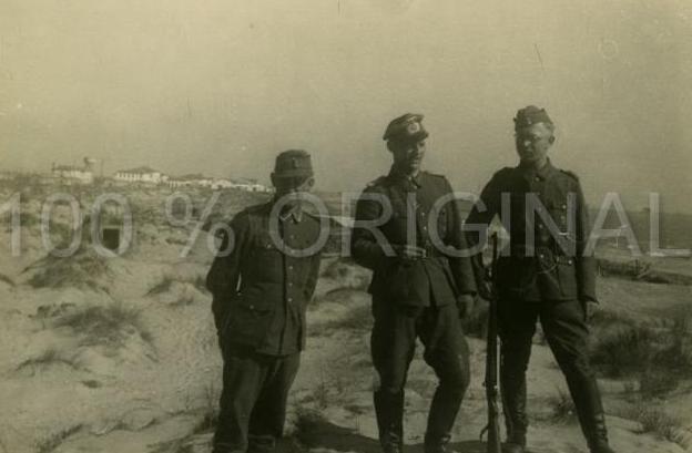 Grau-du-Roi- Aigues-Mortes 1944- 338 Inf Div  Graudu14