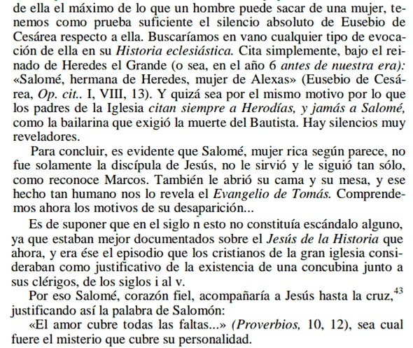 "LA ""VELEIDOSA"" SALOMÉ 714"