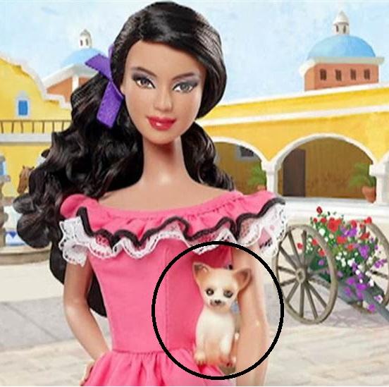 LA MUÑECA BARBIE MKULTRA (Ahora es Baphomet) - Página 3 Barbie11