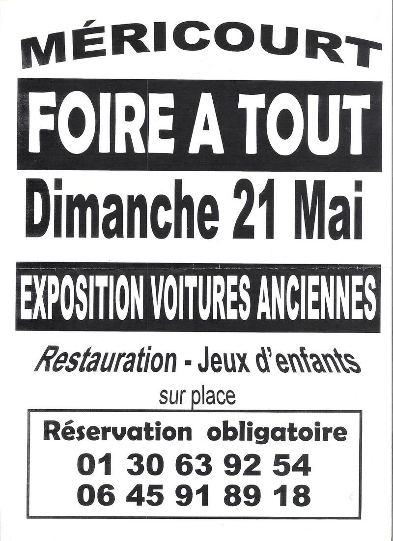 Méricourt - dimanche 21 mai - foire à tout, expo... Merico10