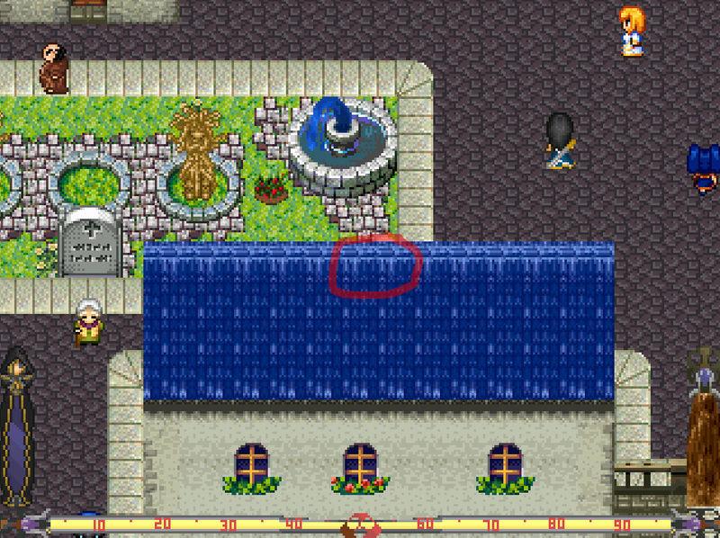 [ Jouabilité ]  Recencer le décor qui bloque le personnage Bloqua10