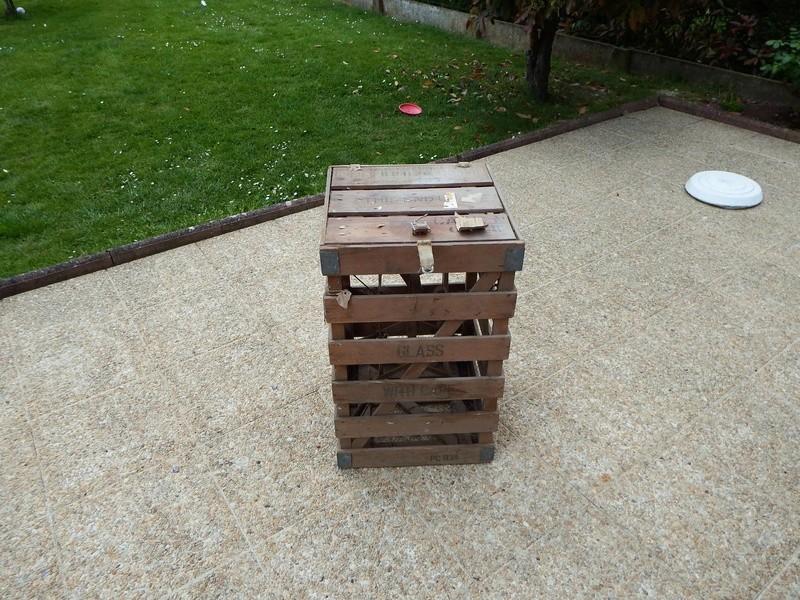 Caisse bois découverte dans un grenier Resize24
