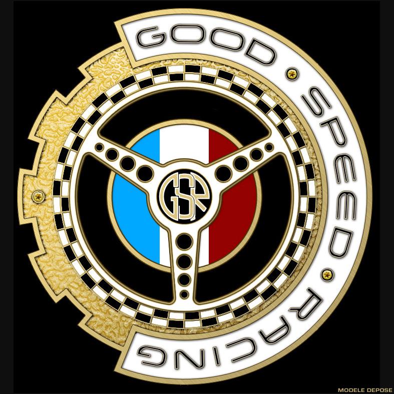 GOOD SPEED RACING Logogs10