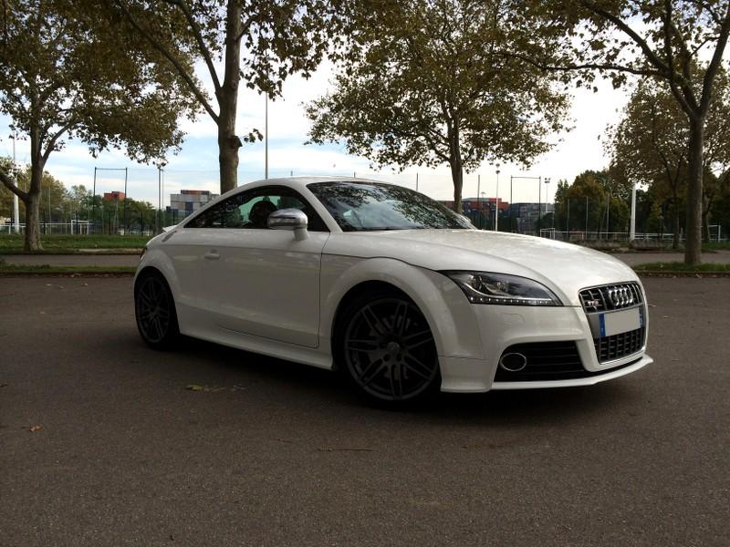 Audi TTS² S-tronic de Quattro2a 410
