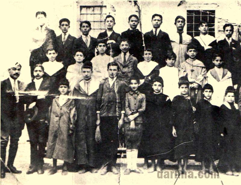 les Ecoles de l'Alliance Juive et de Talmud Torah 1930_a10
