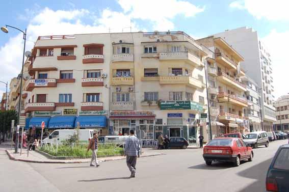Meknès, la ville Nouvelle 6 Dsc_0210