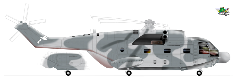 [Aéronavale divers] SUPER FRELON - Page 20 17038410