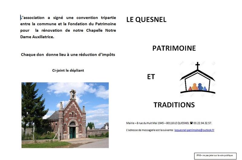20 mai 2017 : concert église LE QUESNEL Appel_11