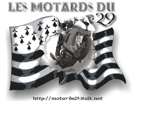 Les motards du 29