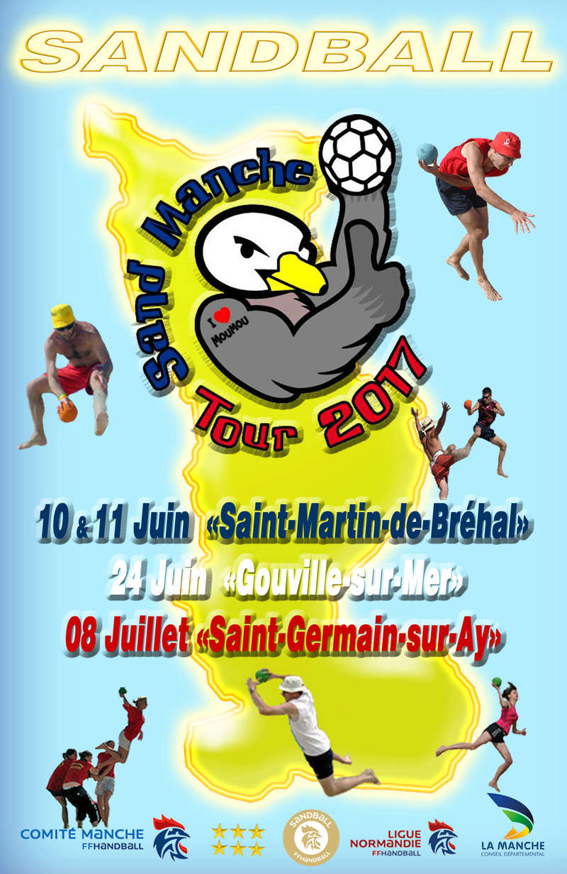 SANDMANCHE TOUR 2017 Affich11