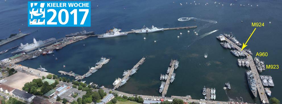 3 navires belges prendront part à l'exercice BALTOPS 2017 - Page 3 18814710
