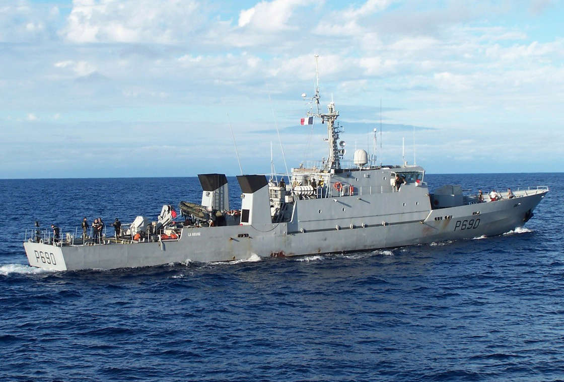 Les patrouilleurs de la Marine Nationale 3239210
