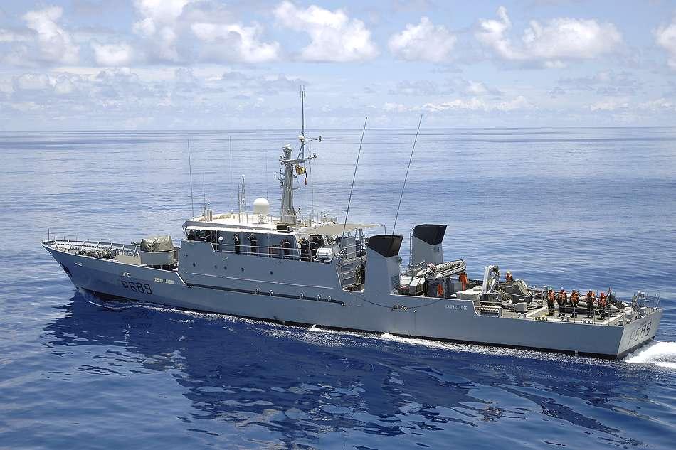 Les patrouilleurs de la Marine Nationale 3319310