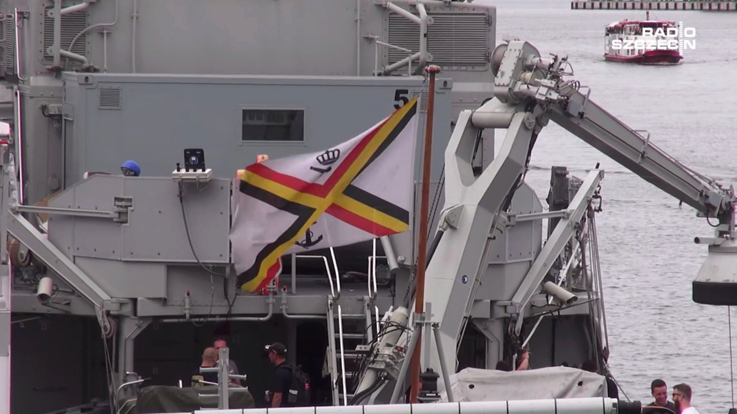 3 navires belges prendront part à l'exercice BALTOPS 2017 - Page 2 Aaaa310