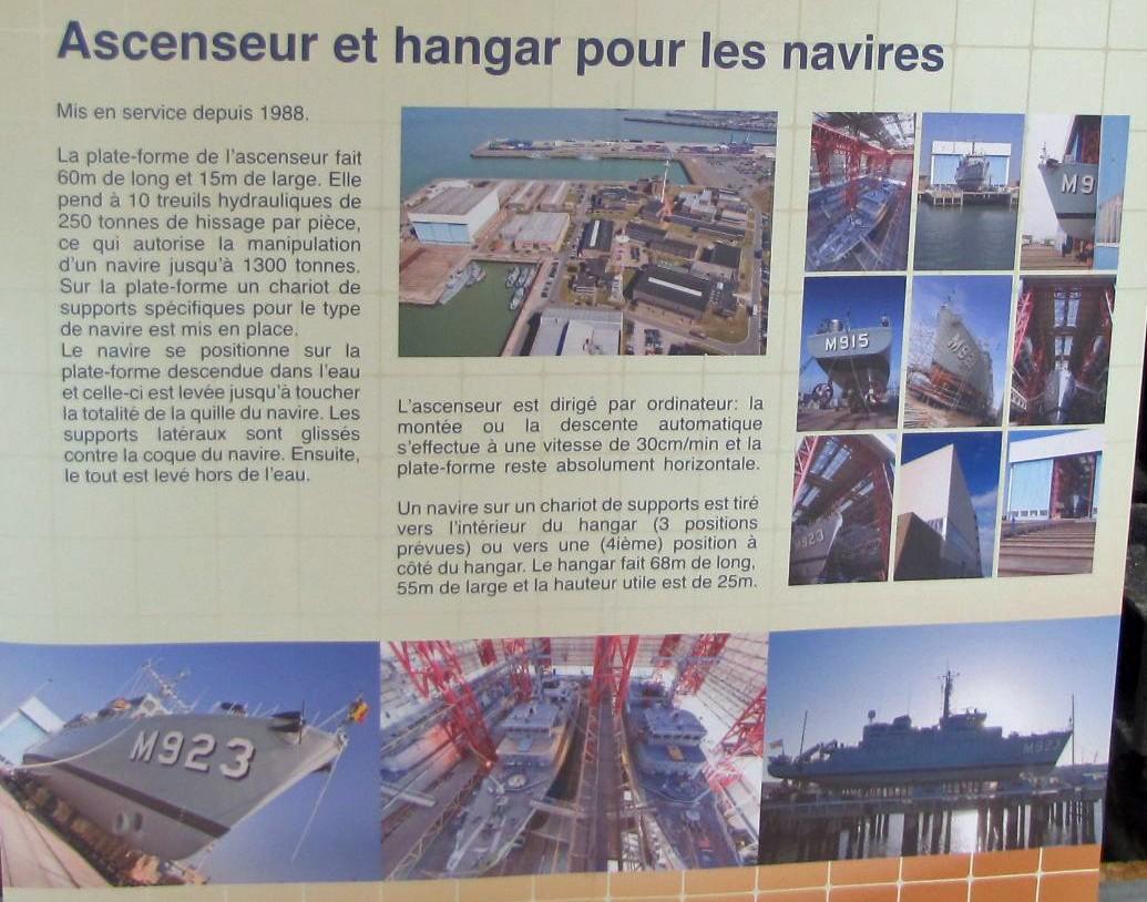 Hangar à navires base de Zeebrugge Ammmaa10