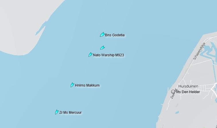3 navires belges prendront part à l'exercice BALTOPS 2017 Den10