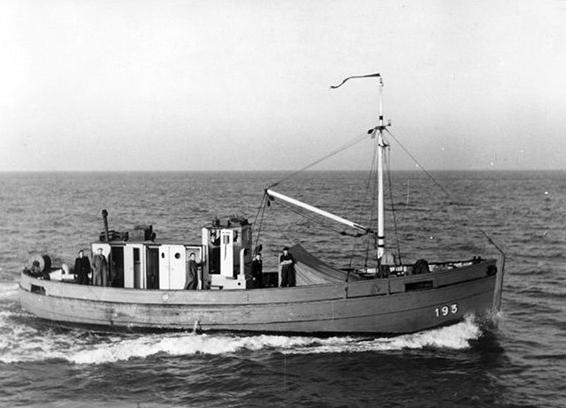 MFV 182 & MFV 193 (Motor Fishing Vessel) Mfv19310