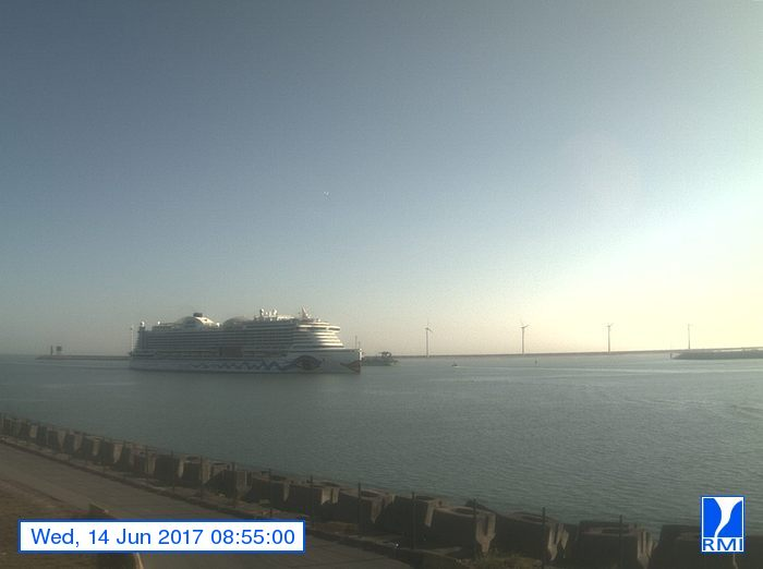 Photos en direct du port de Zeebrugge (webcam) - Page 64 Seagul16