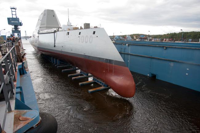 DDG-1000 Zumwalt le nouveau joujou de la marine américaine ! Zumwal10