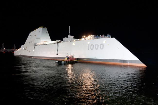 DDG-1000 Zumwalt le nouveau joujou de la marine américaine ! Zumwal12