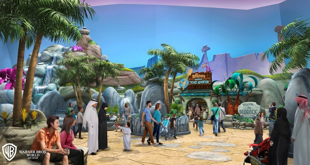 [ÉAU] Warner Bros World Abu Dhabi (2018) Bedroc10