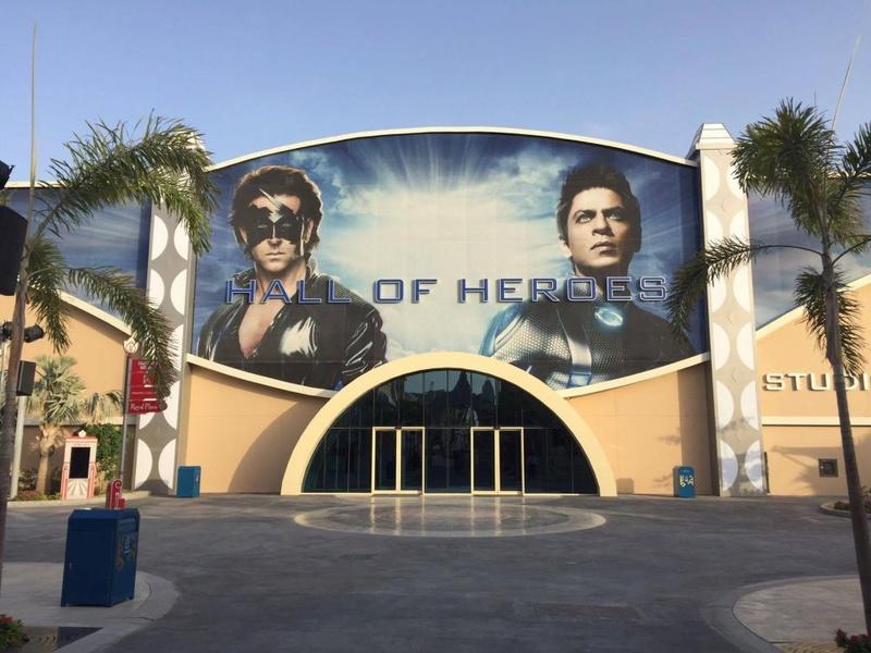 [ÉAU] Dubai Parks & Resorts : motiongate, Bollywood Parks, Legoland (2016) et Six Flags (2019) - Page 7 Bollyw10