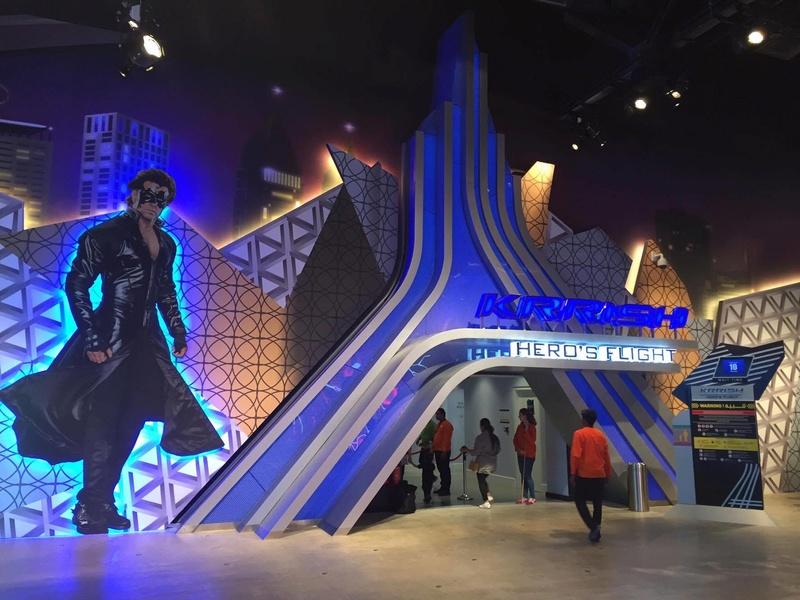 [ÉAU] Dubai Parks & Resorts : motiongate, Bollywood Parks, Legoland (2016) et Six Flags (2019) - Page 7 Bollyw14