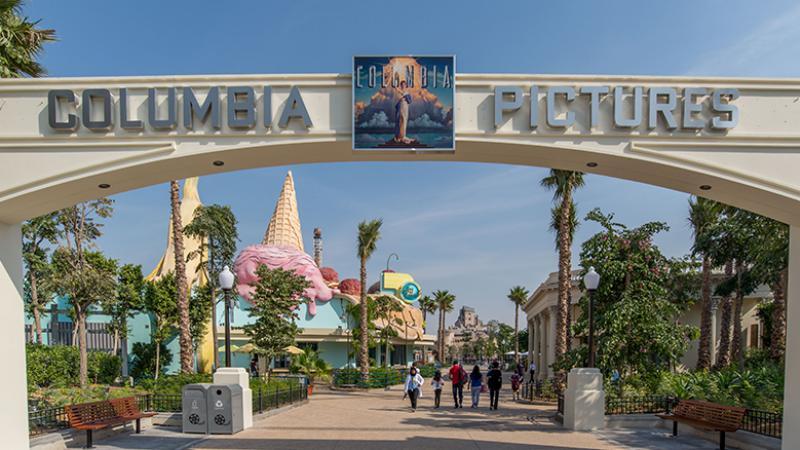 [ÉAU] Dubai Parks & Resorts : motiongate, Bollywood Parks, Legoland (2016) et Six Flags (2019) - Page 8 Columb10
