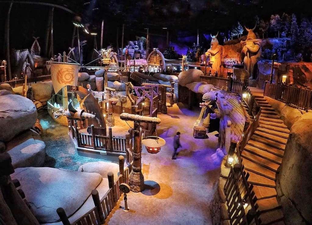 [ÉAU] Dubai Parks & Resorts : motiongate, Bollywood Parks, Legoland (2016) et Six Flags (2019) - Page 7 Dragon11