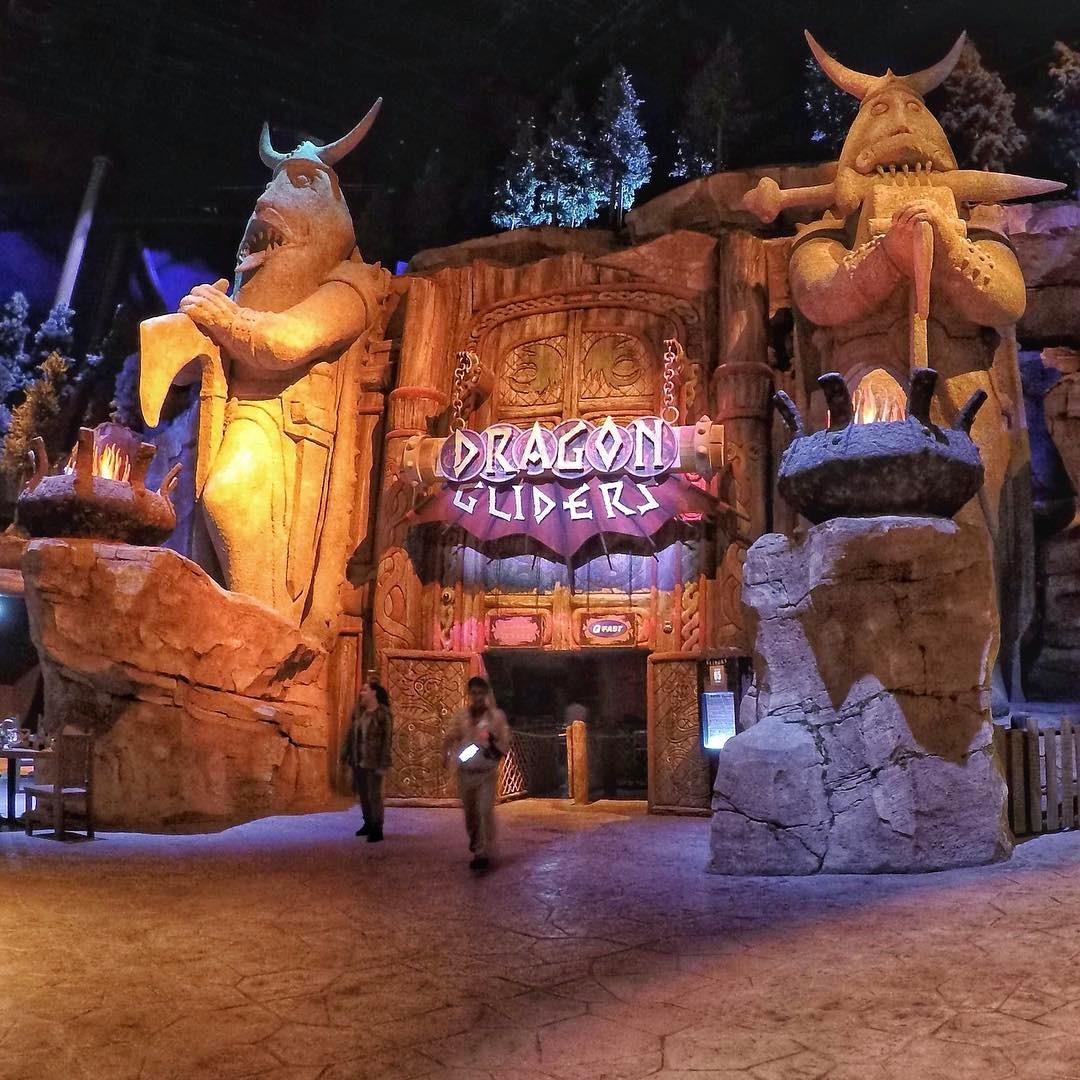 [ÉAU] Dubai Parks & Resorts : motiongate, Bollywood Parks, Legoland (2016) et Six Flags (2019) - Page 7 Dragon12