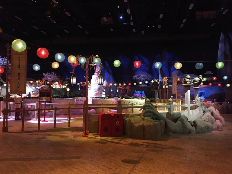 [ÉAU] Dubai Parks & Resorts : motiongate, Bollywood Parks, Legoland (2016) et Six Flags (2019) - Page 8 Kung_f11