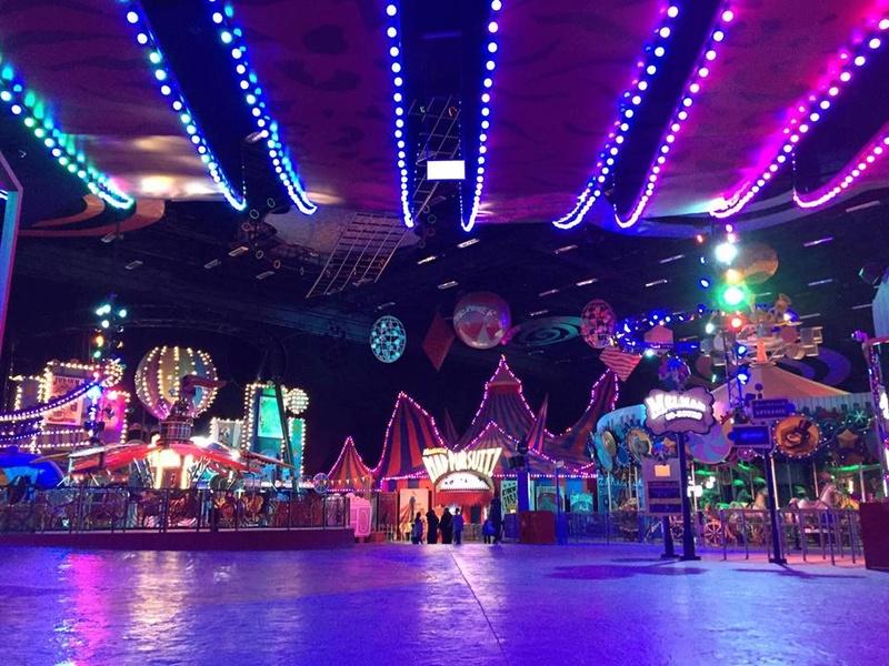 [ÉAU] Dubai Parks & Resorts : motiongate, Bollywood Parks, Legoland (2016) et Six Flags (2019) - Page 8 Madaga10
